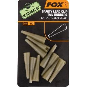 Prevlek na klip FOX Edges™ Lead Clip Tail Rubbers