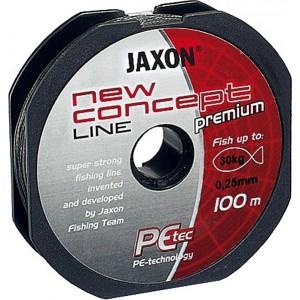 Nadväzcová šnúra JAXON New Concept Dark Line Premium