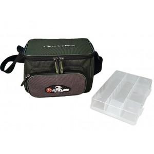 Prívlačová taška GARBOLINO Altiplano s krabičkami