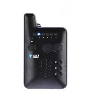 Prijímač k signalizátorom ALFA TX + kufrík