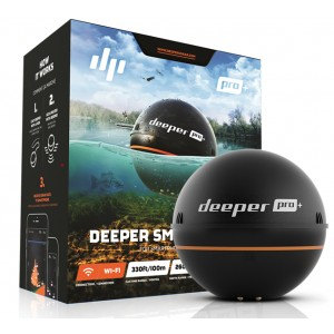 Sonar Deeper Smart Fishfinder