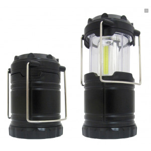 Lampa TRIXLINE 3W Cob LED Camping Lantern