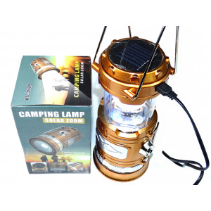 Solárna lampa Solar Zoom Camping Lamp