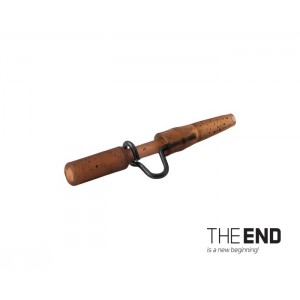 Závesný klip DELPHIN The End Heavy Duty Lead Clip With Rubber Tail