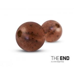 Nárazové guličky DELPHIN The End Carp Soft Beads