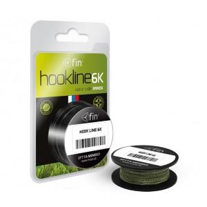 Šnúra DELPHIN Hookline 6K Grass