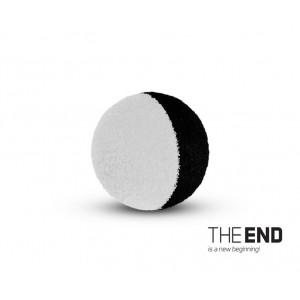 Penová nástraha DELPHIN Zig Rig bielo čierne
