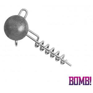 Obrázok 2 k Jigová hlava DELPHIN BOMB! Twisto Jiger Stinger