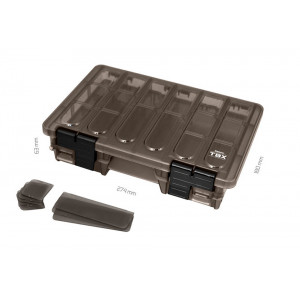 Krabička DELPHIN TBX Duo 274-11P Clip