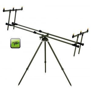 SET = stojan + 2x signalizátor + 4x rohatinka+ 2 x swinger