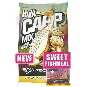 Krmivo BAIT-TECH Kult Sweet Fishmeal Carp mix