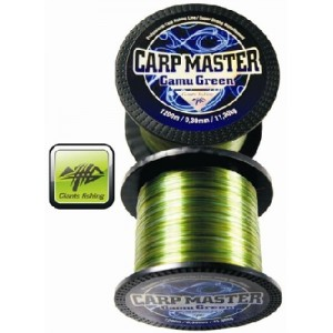 Vlasec Giants Fishing Carp Master Camou Green