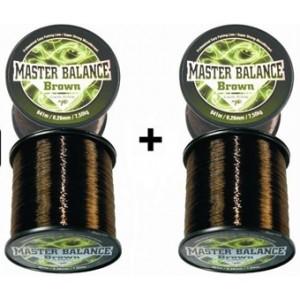 1 + 1 = Vlasec Giants Fishing Carp Master Balance Brown