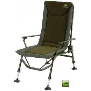 Kreslo Giants Fishing Luxury Fleece MKII Chair