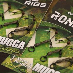 Montáž GARDNER Ronnie Rig s protihrotom