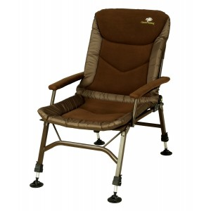 Kreslo GIANTS FISHING RWX Plus Fleece Chair