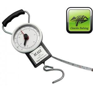 Váha Scale 35 kg s metrom