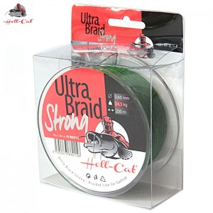 Šnúra HELL-CAT Ultra Braid Strong