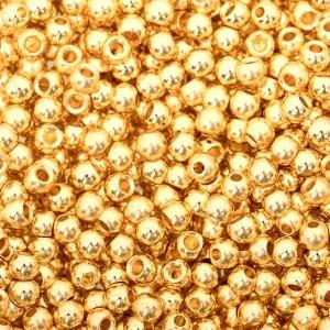 Zlaté hlavičky GIANTS FISHING Beads Gold