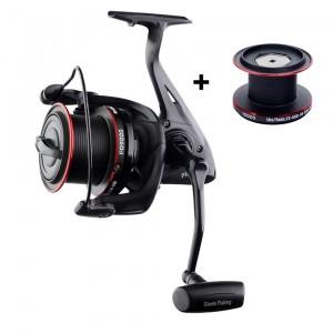 SET = navijak GIANTS FISHNG Gaube Reel FD 9000 + cievka 10000