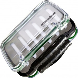 Krabička SNOWBEE Easy-Vue Waterproof Fly Box M