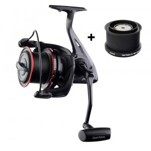 SET = navijak GIANTS FISHING Gaube Reel FD 9000 + cievka 8000