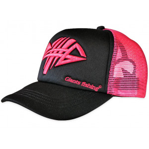 Šiltovka GIANTS FISHING Cap Pink Lady