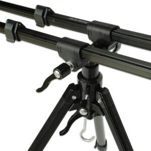Obrázok 2 k Stojan GIANTS FISHING Army 3 rods black