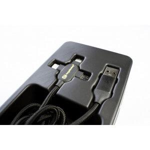 Obrázok 2 k Napájací kábel RidgeMonkey USB A to Multi out 2m