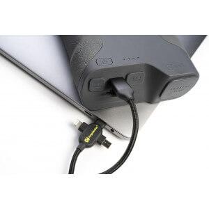 Obrázok 5 k Napájací kábel RidgeMonkey USB A to Multi out 2m