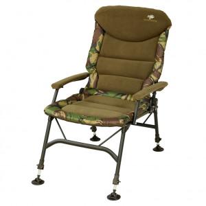 Kreslo GIANTS FISHING RWX Large Camo Chair