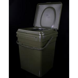 Toaleta RidgeMonkey Cozze Toilet Seat Full Kit
