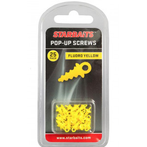 Úchyt na pláv. boilie StarBaits Pop Up Screws