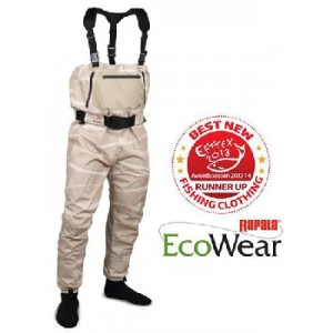 Prsačky RAPALA Eco Wear Reflection Chest Waders