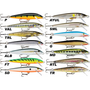 Vobler RAPALA Original Floating F09