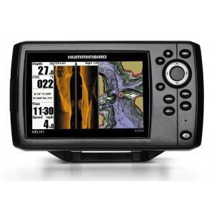Sonar HUMMINBIRD Helix 5X SI GPS