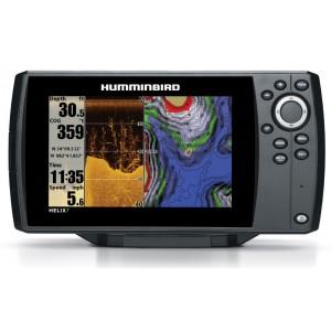 Sonar HUMMINBIRD Helix 7X DI GPS