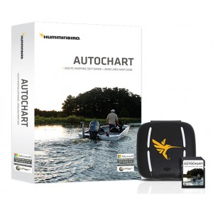 Software HUMMINBIRD Autochart PC