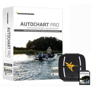 Software HUMMINBIRD Autochart PRO PC