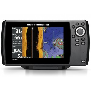 Sonar HUMMINBIRD Helix 7X Chirp SI GPS G2N