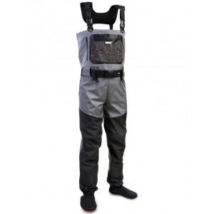 Prsačky RAPALA Ecowear Waders Grey
