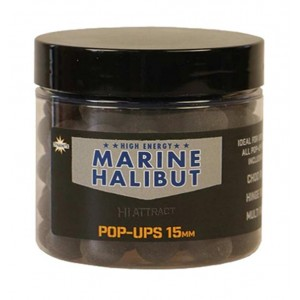 Boilie DYNAMITE BAITS Pop Up Marine Halibut