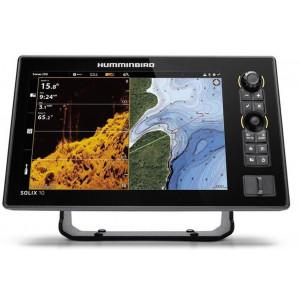 Sonar HUMMINBIRD SOLIX 10 CHIRP DS/MDI+ GPS G2 (bez sondy)