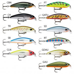 Vobler RAPALA Ultra Light Minnow 06