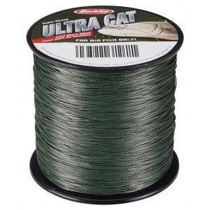 Šnúra BERKLEY Ultra Cat Moss green