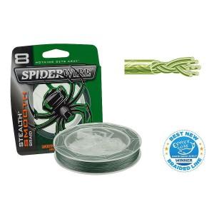 Šnúra SPIDERWIRE Stealth Smooth 8 Moss Green