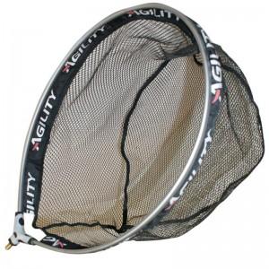Podberáková hlava SHAKESPEARE Agility Coarse Nets Landing