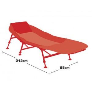 Obrázok 4 k Lehátko JRC Extreme Bedchair