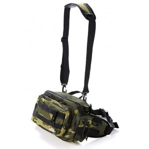 Taška ABU GARCIA Hip Bag Large 2 Camo