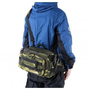 Obrázok 2 k Taška ABU GARCIA Hip Bag Large 2 Camo